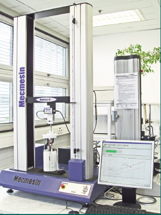 Двухколонный испытательный стенд Multitest 10i