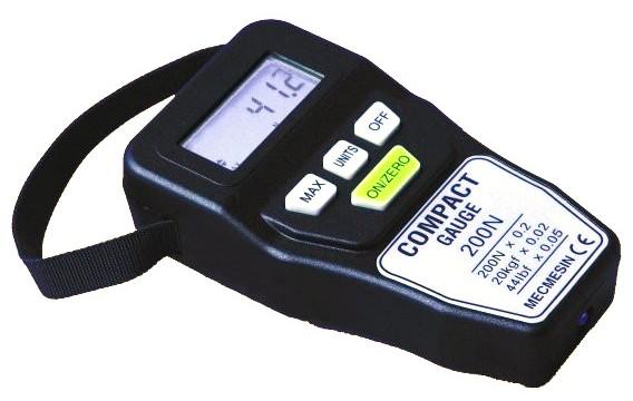 Электронный динамометр Mecmesin CFG