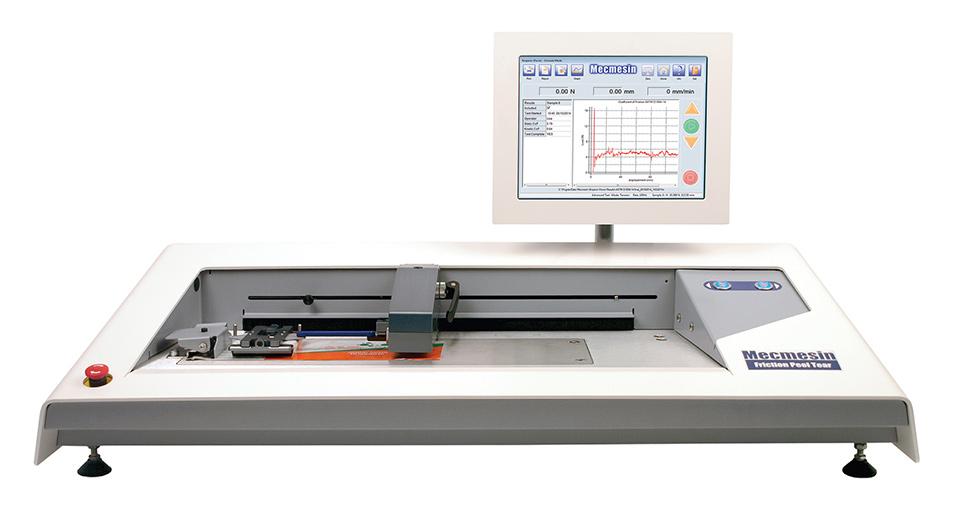 Горизонтальный испытательный стенд FPT-H1