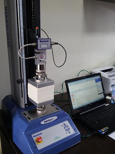 Система для испытания теплоизоляционных материалов